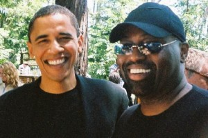 Frankie Knuckles Barack Obama