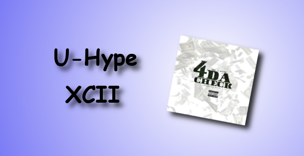 U-HypeXCII: Mixtape Radio featured artist Trixx