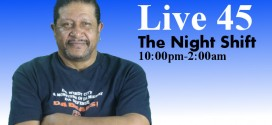 The Night Shift with Live 45: 10:00pm – 2:00am