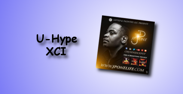 Featured artist JP One on U-Hype XCI