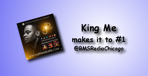 King Me by JP One makes it to number one!